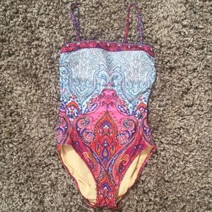 Profile by Gottex one piece Swimsuit. Size 10